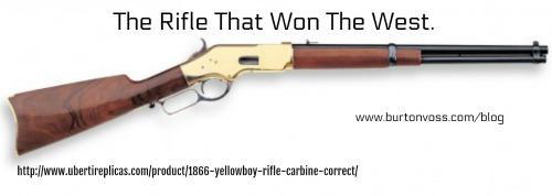 Yellowboy Rifle
