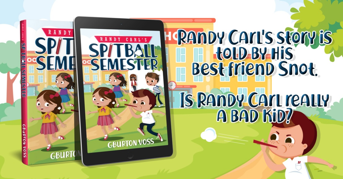 Media cover for Randy Carl's Spitball Semester