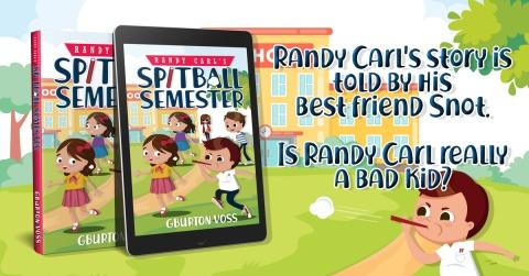 Media cover for Randy Carl's Spitball Semester